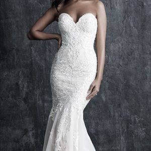 Allure Couture Wedding dress C545